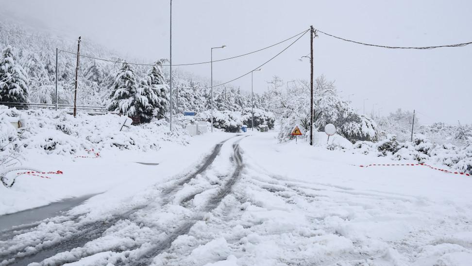 Θεσσαλονίκη: Εντοπίστηκαν δύο πεζοπόροι που είχαν χαθεί λόγω ομίχλης